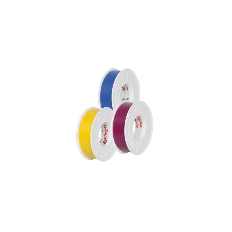 Coroplast PVC Isolierband 301, Grün Gelb 10M C2051