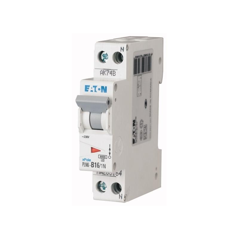 Eaton Pln6 B16 1n Mw Leitungsschutzschalter 1te Ls