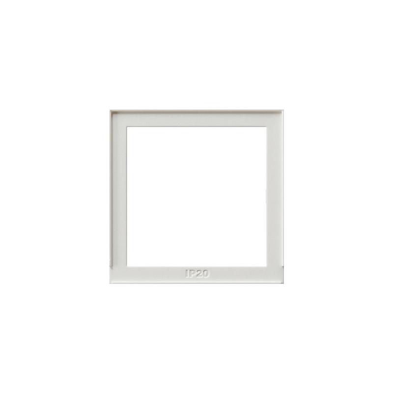 gira 028966 adapterrahmen f system 55 gira tx 44 reinwei. Black Bedroom Furniture Sets. Home Design Ideas