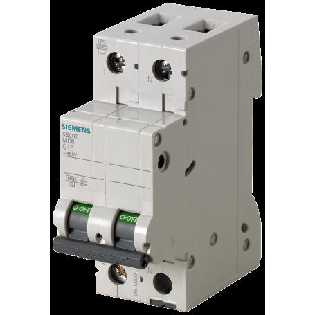 Siemens 5SL6513-6 LS-Schalter 6kA 1+N-pol B13