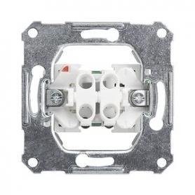 Elso 111600 Universalschalter (Aus-Wechselschalter) Einsatz Steckklemme 10A