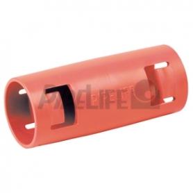 Pipelife MO20 Flexmuffe 20 HFF zugfest orange 100 Stück