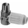 Triax Koaxiale IEC-Kupplung KOKWI 3 - 153111
