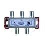 Triax F-Verteiler 4-fach 8,2 dB - 343244