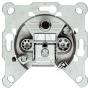 Triax 3-fach Einzeldose GDA 313 F, für SAT/BK - 306221