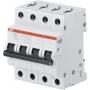 ABB S203-C20NA Sicherungsautomat C-Char., 6 kA, 20 A, 3P+NA 2CDS253103R0204
