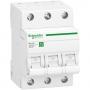 Schneider R9F24325 Leitungsschutzschalter Resi9 3P, 25A, C Charakteristik, 6kA