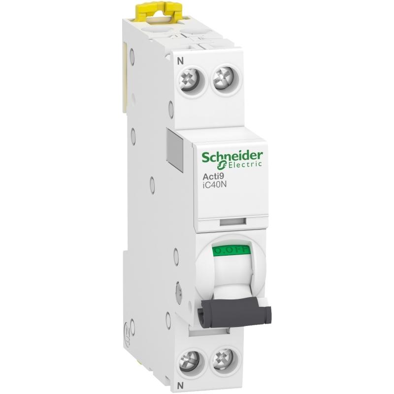 Schneider A9P44613 iC40N Leitungsschutzschalter 1+N B-Char 13A