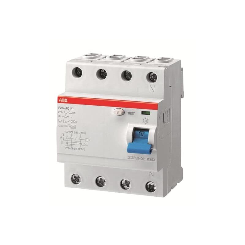 ABB FI-Schalter F204A-40/0,03TG 2CSF204819R1400